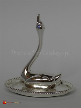 Figurka do biżuterii łabędź 2100