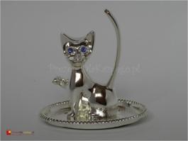 Figurka do biżuterii kot 2101