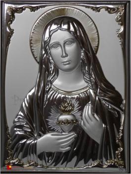 Serce Maryi i Jezusa