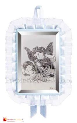 Anioł Stróż z latarenką 4355