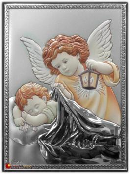 Anioł Stróż z latarenką 4620