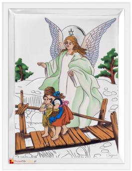 Anioł Stróż na kładce 4718