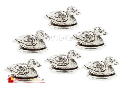 Kaczki - podstawki pod wizytówki na stół 2307